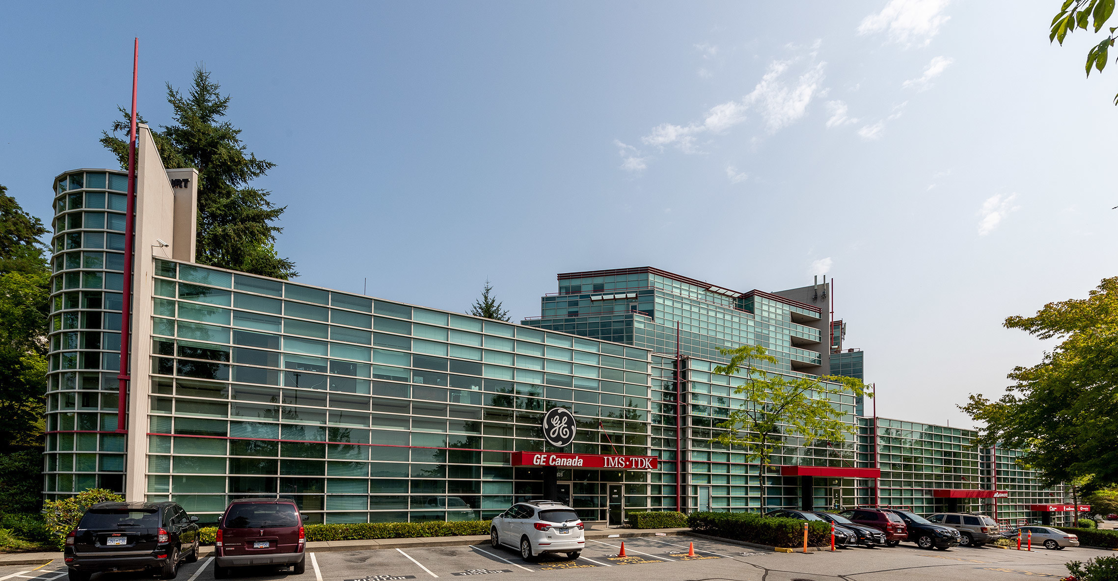 Production Court in Burnaby, BC